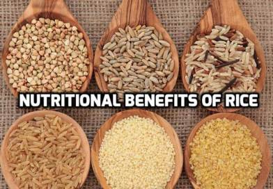 nutritional benefits of rice