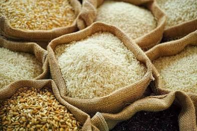 rice storing