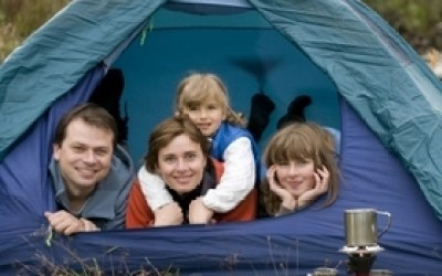 What camping gear will you need for your next family tent camping trip?