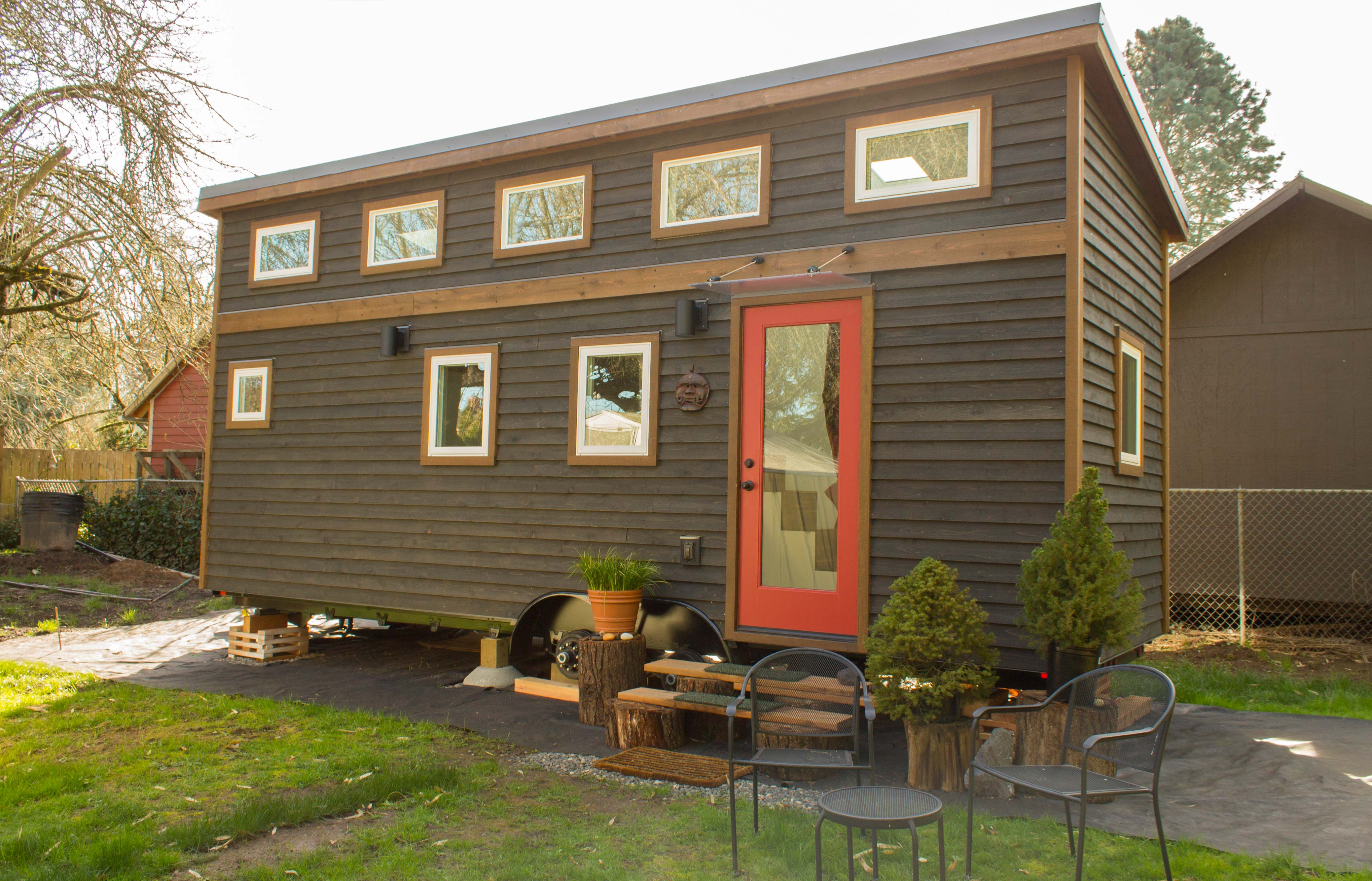 PAD Tiny Houses The Hikari Box House A Modern House Design By Shelter Wise  Everyone Wants To Know How Much Does A Tiny House Cost