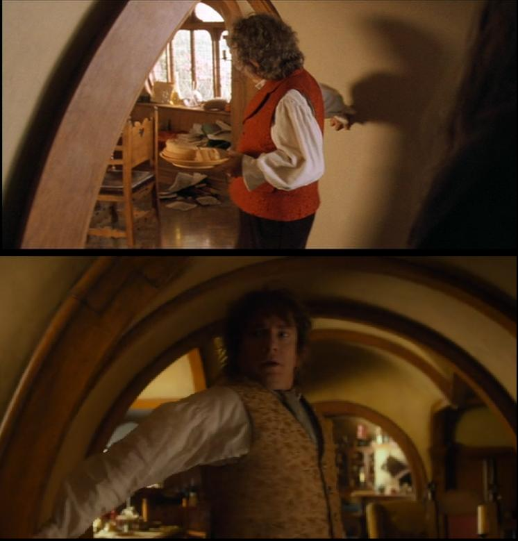 The Hobbit Trailer Totally Looks Like Pagelady