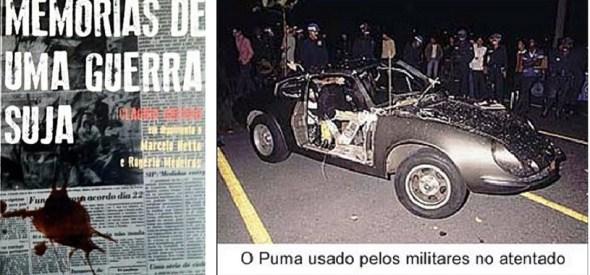 militares forjaram atentado a bomba no riocentro em 1981