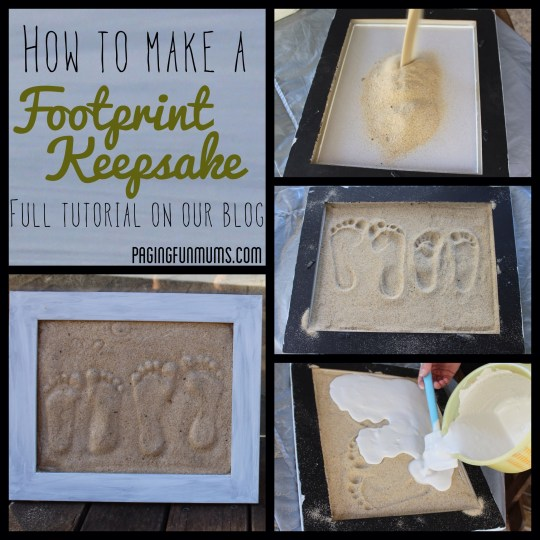 plaster of paris instructions