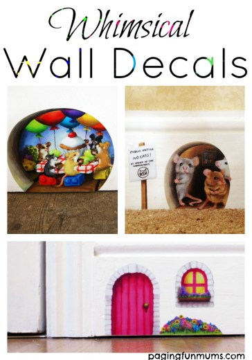 Whimsical Wall Decals