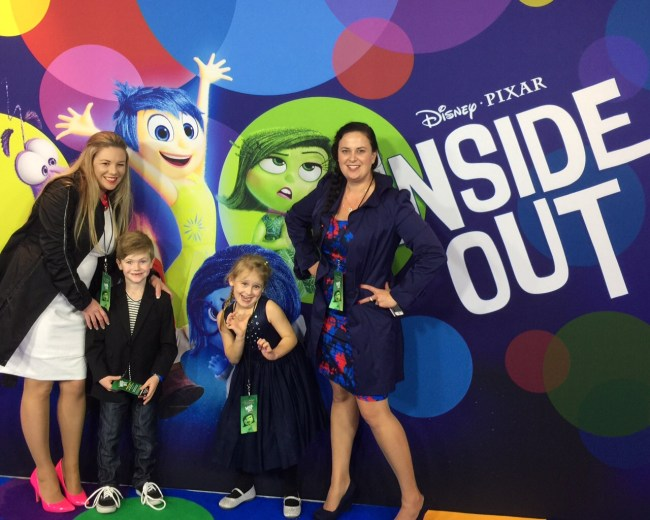 Inside Out Movie Review!