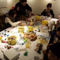 【報告】外村友紀 森のクリスマスオーナメントを作ろう