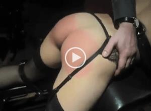 spanking maggie c