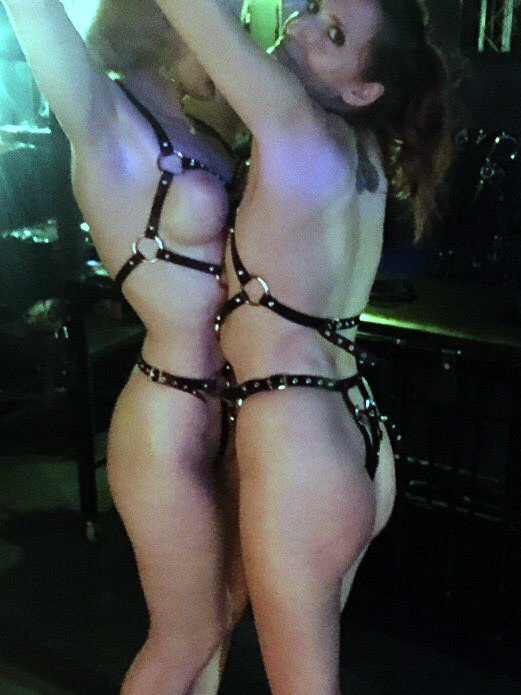 bondage both tied