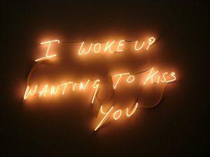 I woke up emin