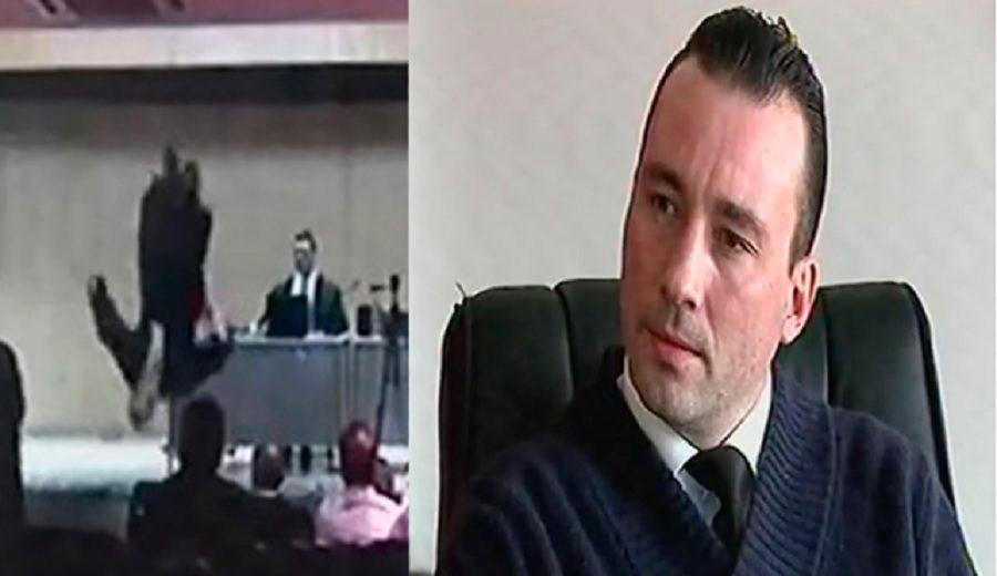 Advogado ninja dá salto mortal no tribunal do júri