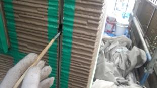 ガイナ コロニアル 屋根 塗装