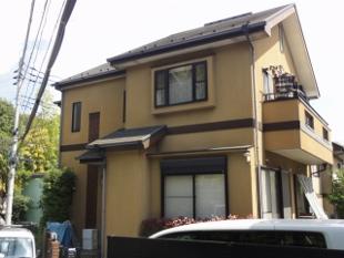 ガイナ 塗料 麻生区 屋根 塗装