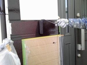 外壁幕板塗装