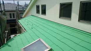 ガイナ 塗料 小田原市 屋根外壁 塗装
