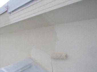外壁リシンの塗替え (4)