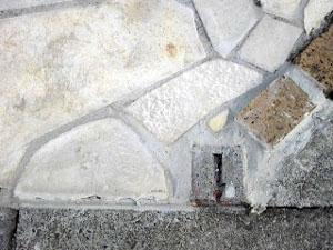 石材タイル補修4