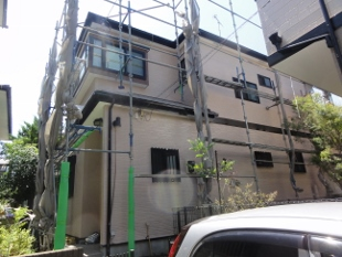 ガイナ 茅ヶ崎市 塗料 屋根 塗装
