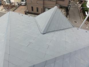 ガイナ 茅ヶ崎市 屋根 塗装