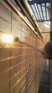 ガイナ 塗料 二宮町 屋根 塗装