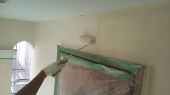 外壁 ガイナ塗装 (2)