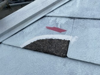 ガイナ 横浜市青葉区 コロニアル 屋根 塗装