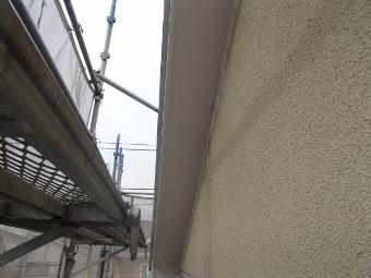 ガイナ 横浜市 金沢区 コロニアル 塗装