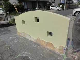 ガイナ 塗料 都筑区 屋根 塗装