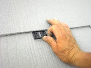 屋根の重なり目の通気対策