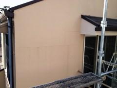 モルタル壁の劣化写真2