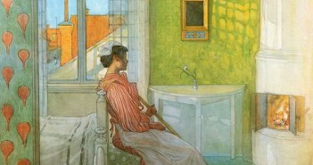 carl-larsson_martina-in-front-of-the-fire