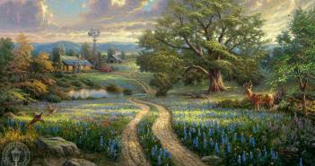 Thomas-Kinkade_Country-Living