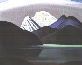 lawren-harris-mountains-and-lake_1929