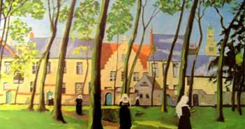 Winston-Churchill_le-beguinage-bruges-1946
