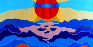 Northern Sun by Ted Harrison