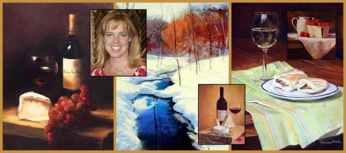 Jeanne Rosier Smith workshops