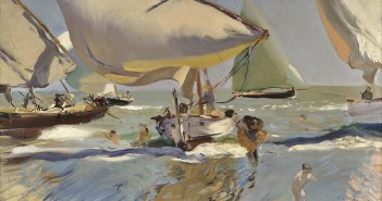 sorolla_boats-on-the-beach-1909
