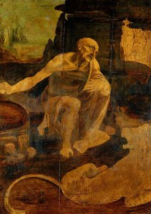 davinci-painting-stjerome