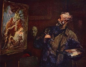 Honore-Daumier_the-painter
