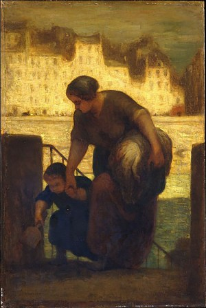 honore-daumier_the-laundress