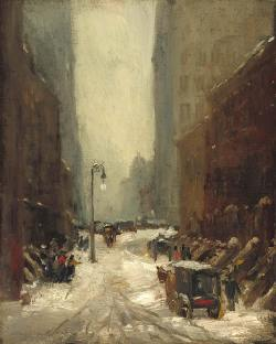 Robert-Henri_Snow-in-New-York
