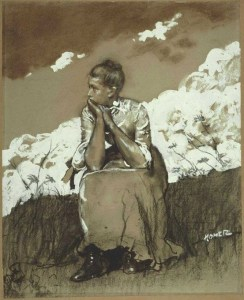 winslow-homer_woman-seated