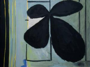 robert-motherwell_Black-Figuration-on-Blue