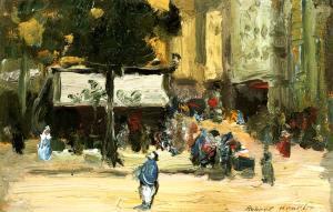 robert-henri_street-corner-in-paris-1896
