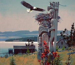 robert-genn_the-eagle-returns