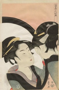 kitagawa-utamaro_bijin-at-the-mirror