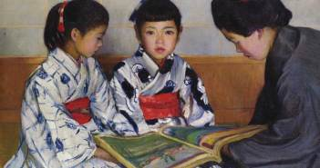 lilla-cabot-perry_japanese-picture-book