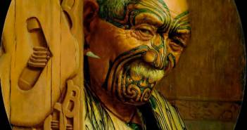 charles-f-goldie_Peeping-patara_chief