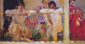 joaquin-sorolla_artists-patio-cafe_1915