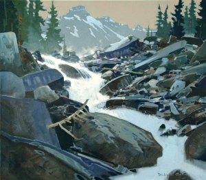 Genn_Through-the-Vapours-Rising,-Watercourse,-Yoho