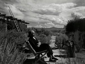 georgia-okeeffe_ghost-ranch_photo-arnold-newman